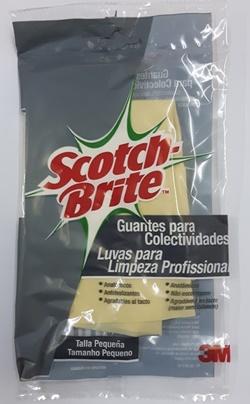 LUVA SCOTCH-BRITE LATEX GRANDE - PAR