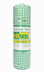 ROLO PANO UNIVERSAL BRITTEX - 6 Mts x 38 cm