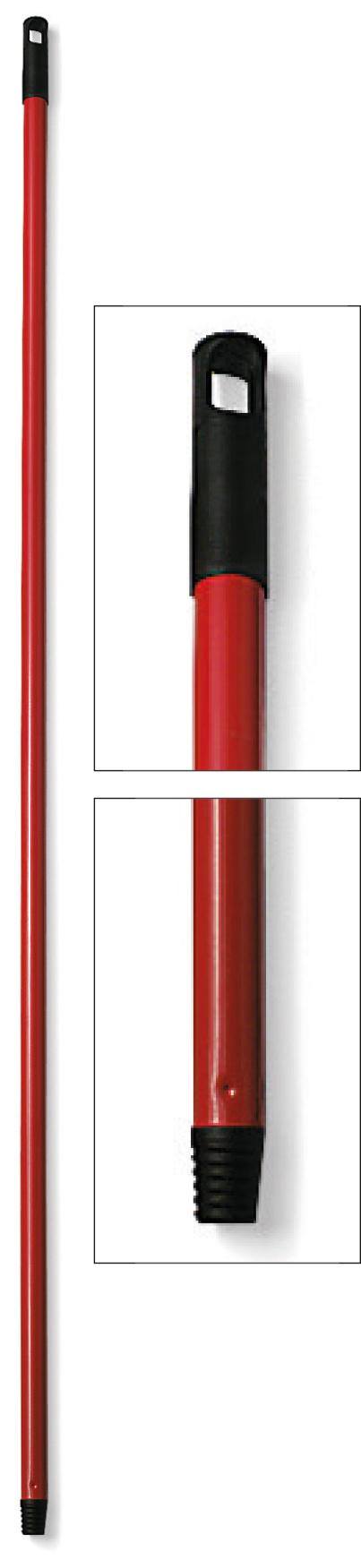 CABO DE FERRO PLASTIFICADO C/ROSCA 130cm