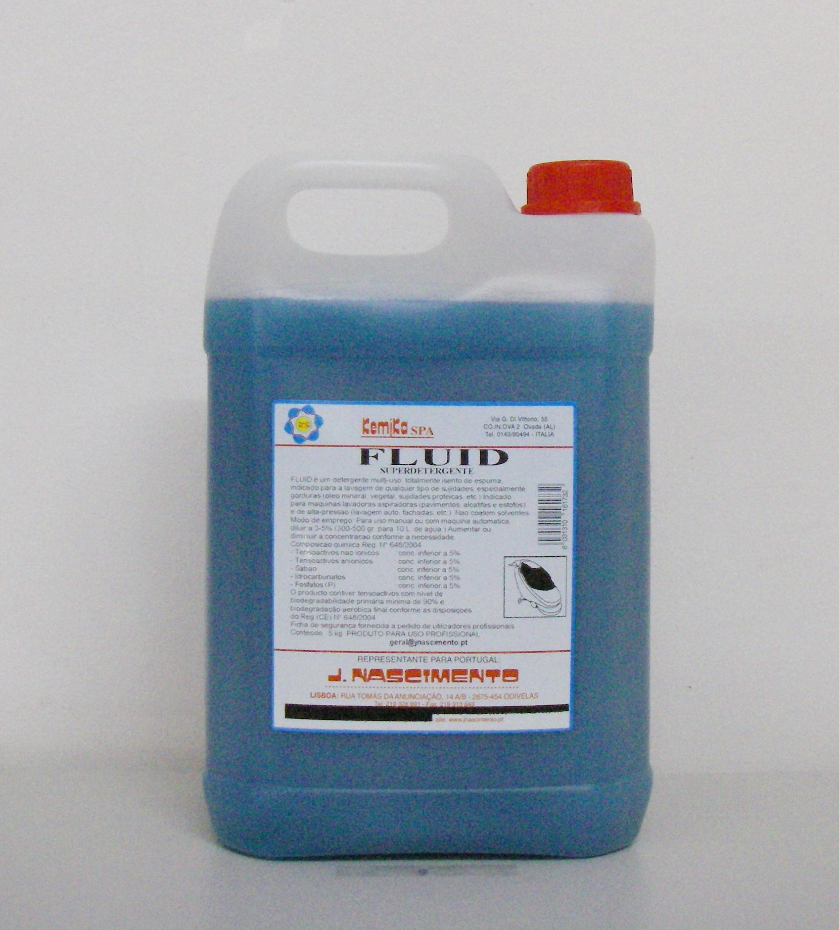 FLUID - Emb. 5 Lts.