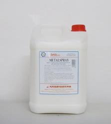 METALSPRAY - Emb. 5 Lts.