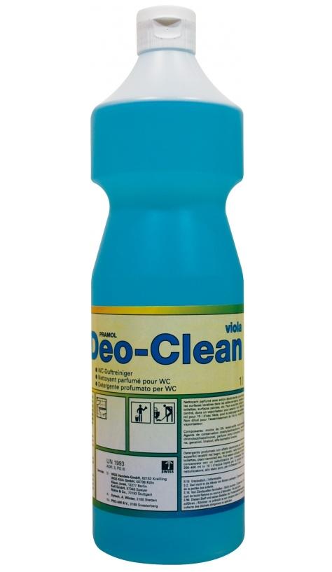 DEO-CLEAN VIOLA - Emb. 1 Lts.