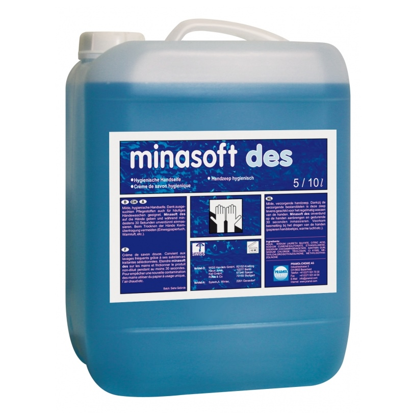 MINASOFT DES - 5 Lts.