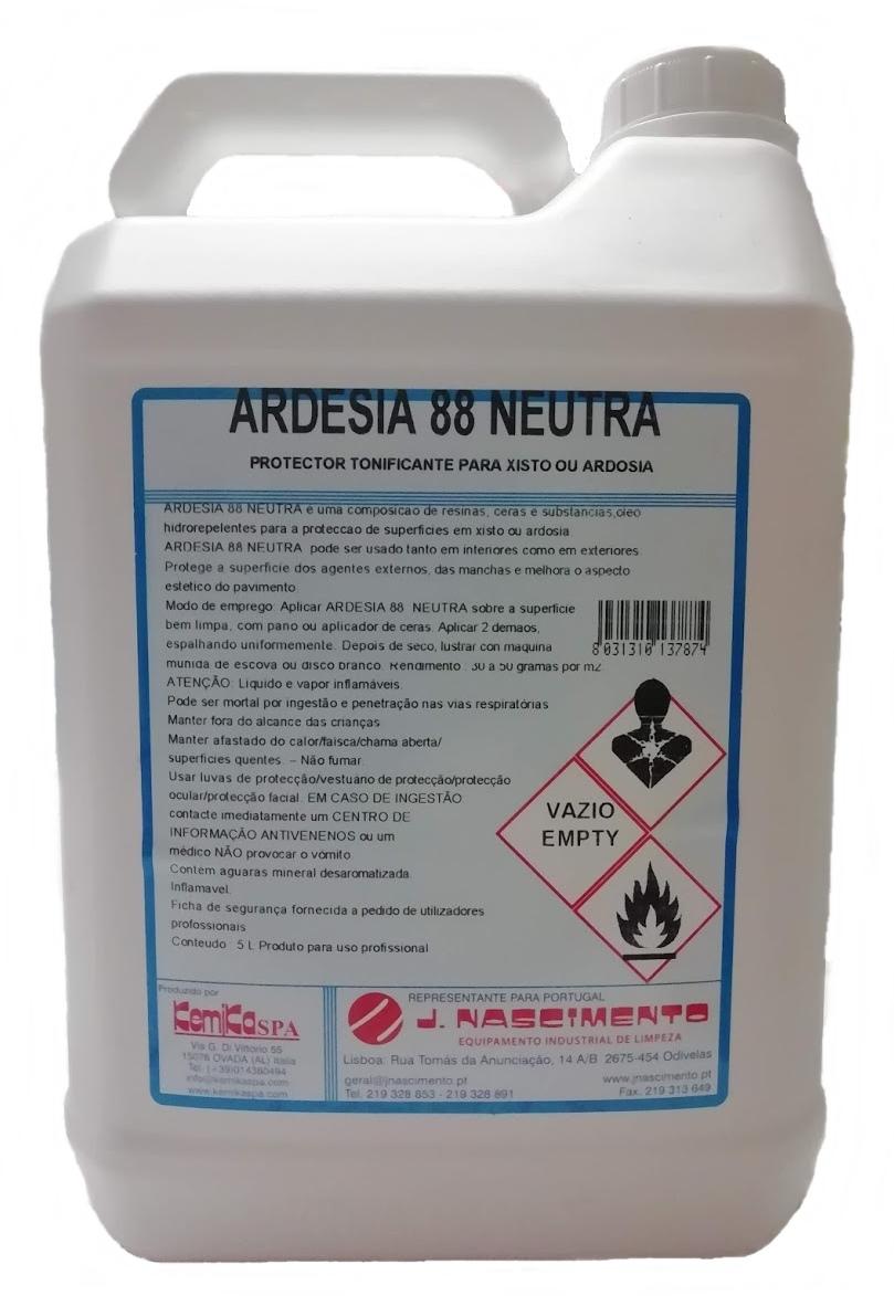 ARDÉSIA 88 NEUTRO INCOLOR - Emb.5Lts