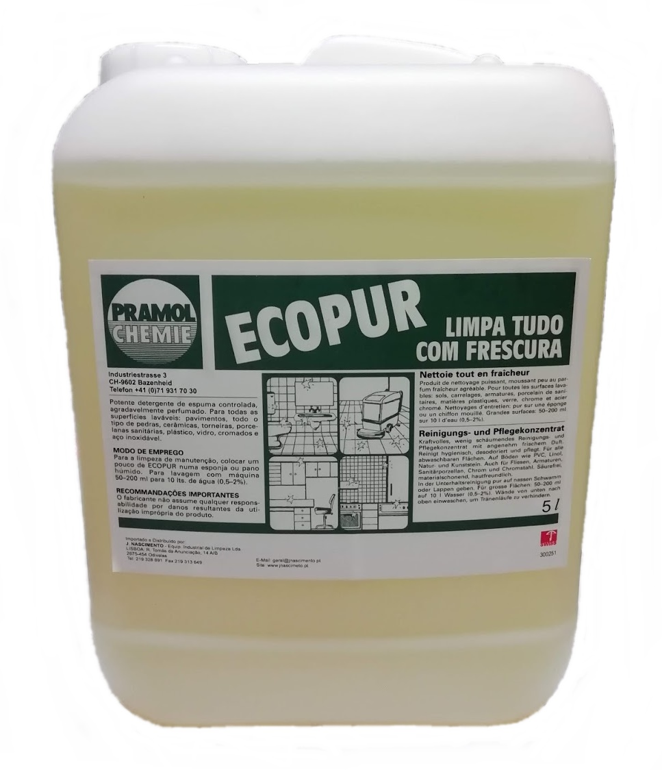 ECOPUR - Emb. 5 Lts.