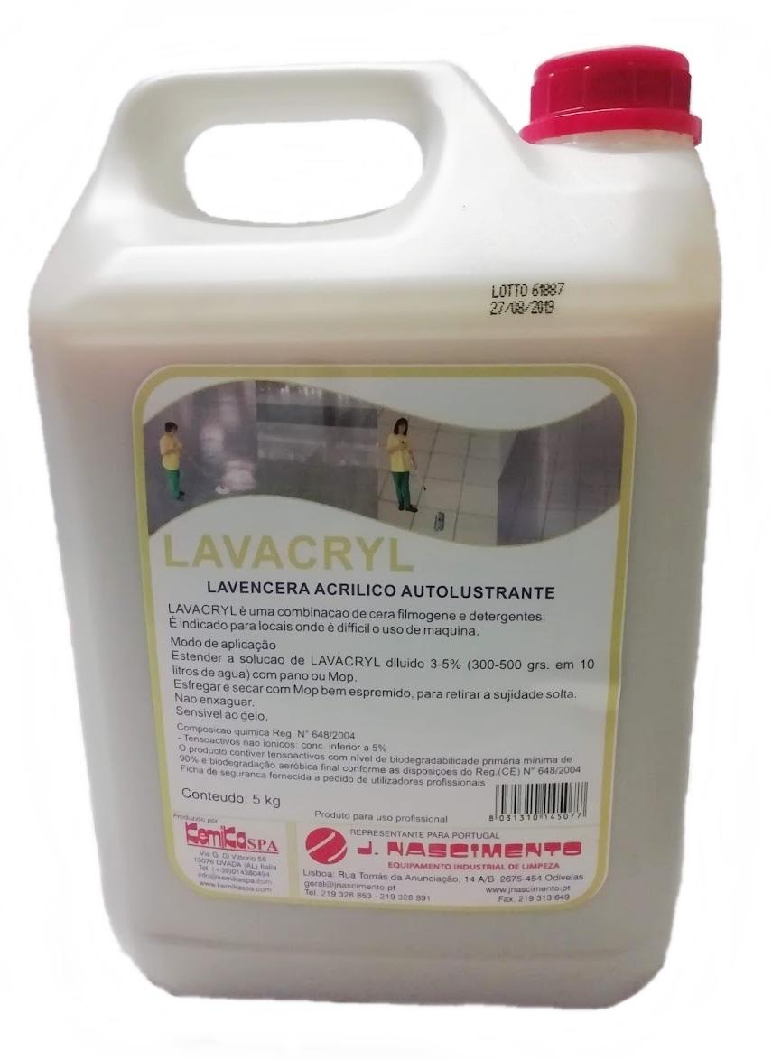 LAVACRYL - Emb. 5 Lts.