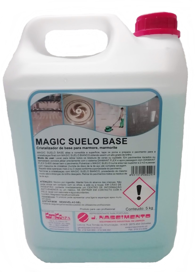 MAGIC SUELO BASE - Emb. 5 Kgs.
