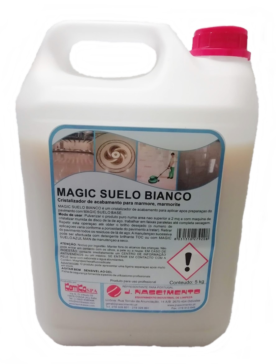 MAGIC SUELO BIANCO - Emb. 5 Kgs.