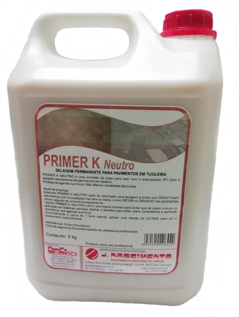 PRIMER K NEUTRO - Emb. 5 Lts.