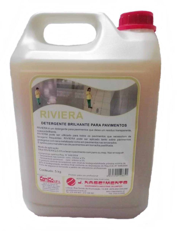 RIVIERA - Emb. 5 Lts. (Detergente)