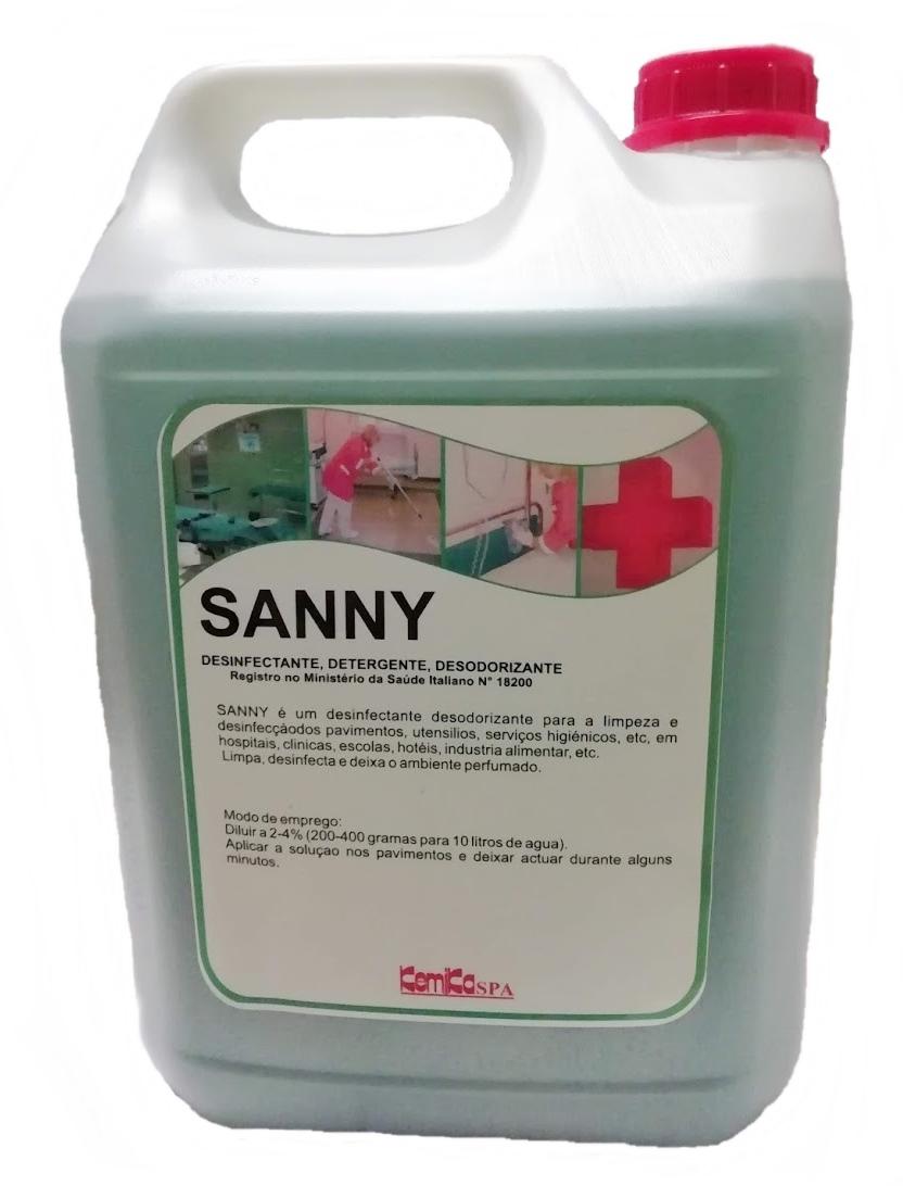 SANNY - Emb. 5 Lts.