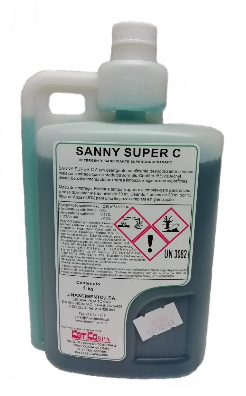 SANNY SUPER C - Emb. 1 Lt