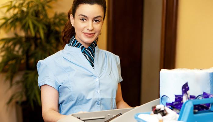 Equipamentos de limpeza para hotelaria e restauração