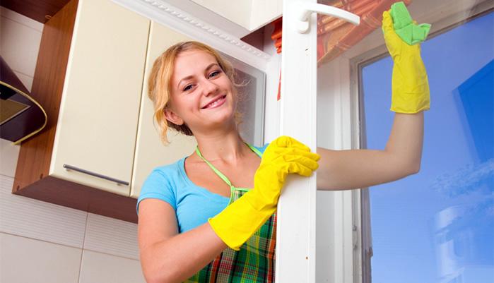 Equipamentos para limpeza doméstica