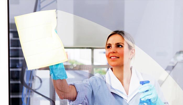 Equipamentos de limpeza para profissionais