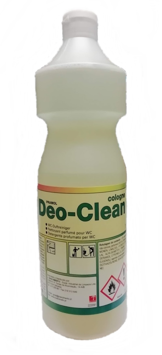 DEO-CLEAN COLOGNE - Emb. 1 Lts.
