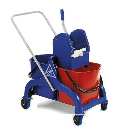 CARRO DUO-MOP PLASTICO